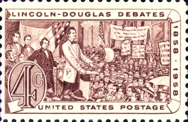 Lincoln_Douglas_Debates_1958_issue-4c